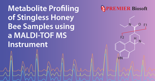 Untargeted Metabolite Profiling of Stingless Honey Bee Samples