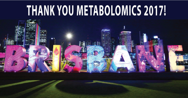 PREMIER Biosoft Participated in Metabolomics 2017 Brisbane, Australia